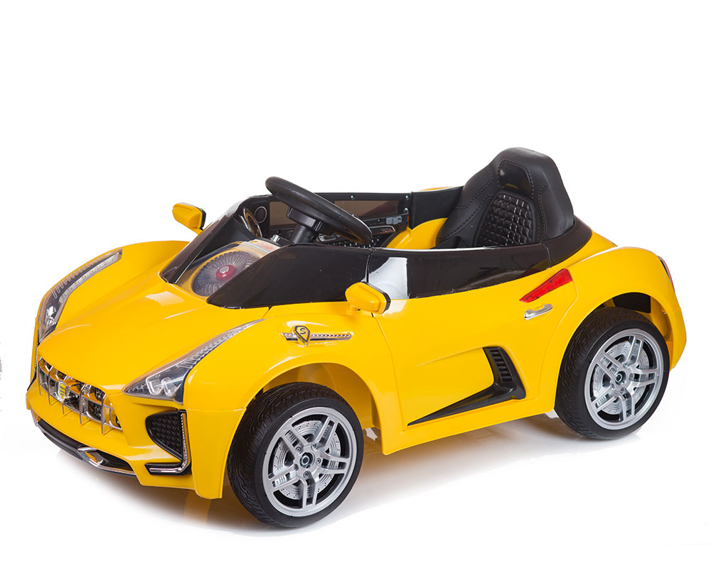 Электромобиль SPORT-CAR Yellow
