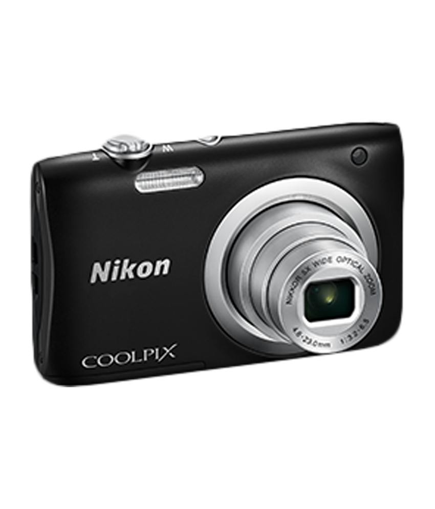 Фотоаппарат Nikon Coolpix A100 (black)